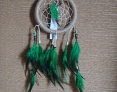 &quot;Dreaming in Green&quot; - Dream Catcher