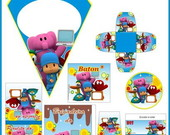 Kit personalizada Pocoyo