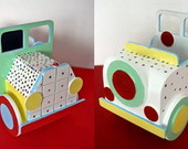 CALHAMBEQUE PARA DECORAO INFANTIL