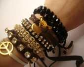Mix de pulseiras Martina CAVEIRA