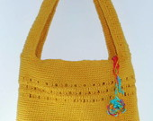Bolsa Amarela - Frete Grtis -