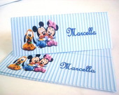 Lapela de doces Minnie e mickey baby