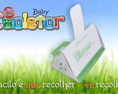 Coletor Baby - produto ecolgico propet