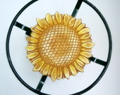 SUPORTE  MANGUEIRA  - GIRATRIO -GIRASOL