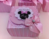 Caixa de scrap da minnie