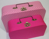 Duo De Maletas Pink