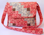 Bolsa de patchwork