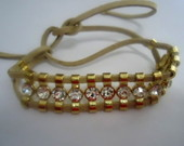 pulseira shambala com stras