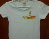 Blusa Yellow submarine