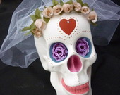Bride Skull