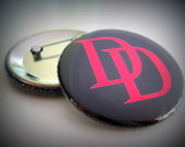 button daredevil (demolidor) 4,5cm
