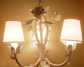 Lustre infantil provenal