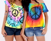 BLUSA CANOA EM MALHA