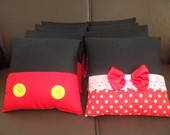 Almofadas  Minnie e Mickey 25x25cm
