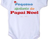 Body Beb� - Ajudante Do Papai Noel M