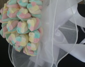 Buqu� de marshmallows