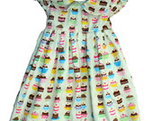 Vestido  Festa Cupcake