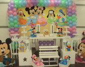 Decorao Provenal - Baby Disney