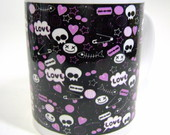 Ref 7013 - Caveirinha love