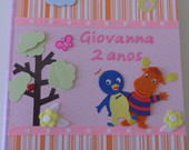 �lbum De Fotos Backyardigans 2