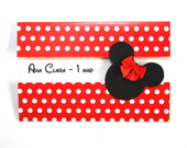Convite Infantil - Minnie Mouse