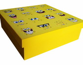 Caixa BOB ESPONJA