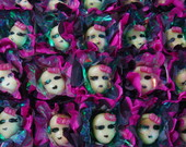 Docinhos Monster High ( Skullette )