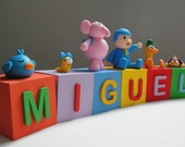 Cubo Personalizvel - Pocoyo