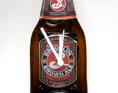 Rel�gio Garrafa  Brooklyn  BROWN ALE
