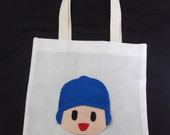 Mini Eco Bag Pocoyo