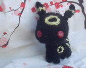 Chaveiro Pokemon - Umbreon - Amigurumi