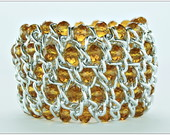 Bracelete  Van Gogh Caramelo