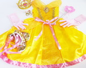 Fantasia Princess Belle Baby (Luxo)