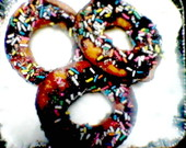 Donuts recheados