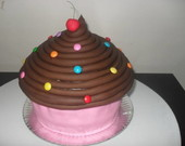 Cupcake Gigante