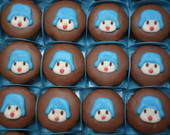 Mini p�o de mel do Pocoyo