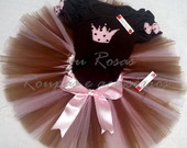 Conjunto Tutu Princesa M&R