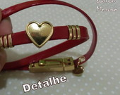 Pulseira Personalizada LUXO