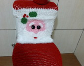 Conjunto De Banheiro Papai Noel