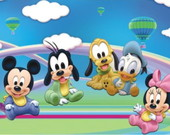 Painel Baby Disney