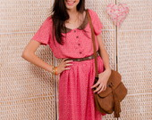 Vestido Girlie Pink