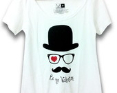 Tshirt Be My Valentine | Tamanho P