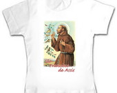 CAMISETA S�O FRANCISCO DE ASSIS