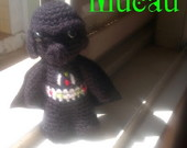 Darth Vader - Star Wars Amigurumi