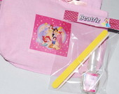 Kit Manicure - Princesas Disney