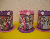 Enfeites De Mesa Monster High
