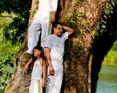 cala de capoeira  tecido 100%algodo