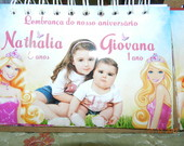 Calendario Barbie Escola de Princesas