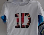 Camisetas One Direction - 1D