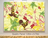 Quadro Painel Ecologia